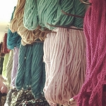 100% Mohair 8 Ply (Solid Colors)